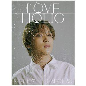 Titip-Jepang-NCT12-LOVE-HOLIC-【HAECHAN-ver.】CD