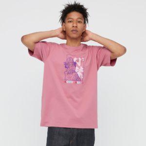 Titip Jepang - ONE PIECE Wanokuni UT Graphic T-shirt Komurasaki (short sleeves, regular fit)
