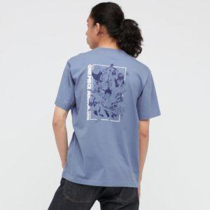 Titip Jepang - ONE PIECE Wanokuni UT Graphic T-shirt 2 (Short sleeves, regular fit)
