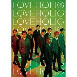 Titip-Jepang-NCT127-LOVEHOLIC-CD-Blu-ray-First-production-limited